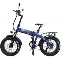 Электровелосипед xDevice xBicycle 20 FAT модель 2020